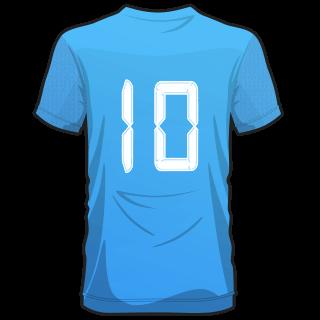 Manchester City - 10