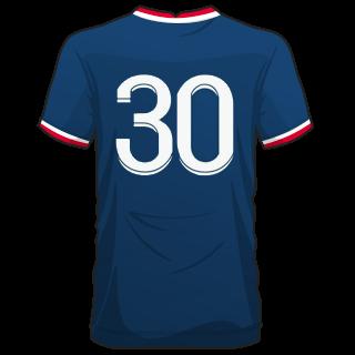 Paris Saint Germain - 30